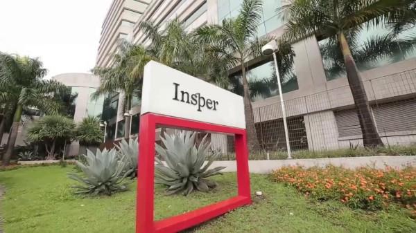 prédio da faculdade Insper